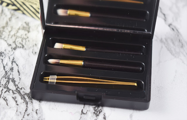 Urban Decay X Gwen Stefani Brow Box Tools