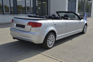Audi's 6 Doors 8 Seats