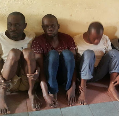 2 policemen navy officer arrested robbery kogi