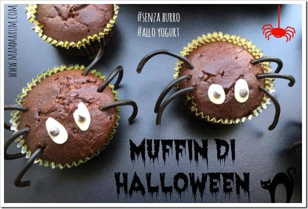 muffin di halloween