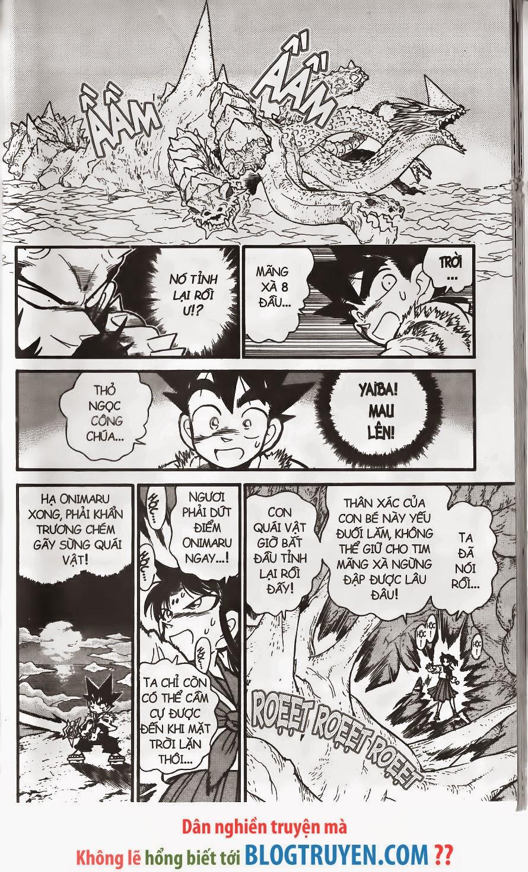 Yaiba chap 234 trang 7