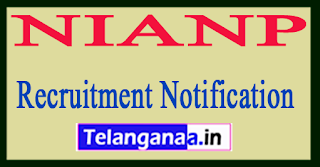 NIANP National Institute of Animal Nutrition and Physiology Recruitment Notification 2017