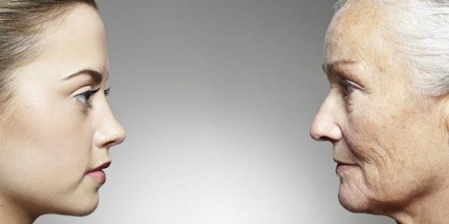 Hindari Penuaan Dini