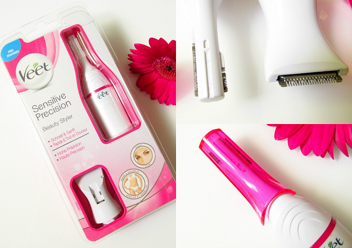 Veet - Sensitive Precision Beauty Styler - Trimmer Aufsätze, Schutzkappe