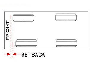 Set back