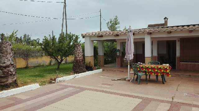 Chalet en venta Grao Castellón camino la plana