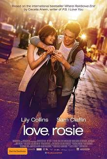 Love, Rosie (2015) English Movie Poster