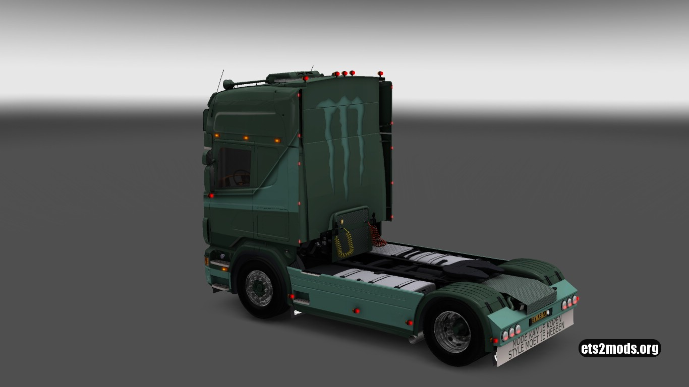 Truck - Scania Nagtegaal