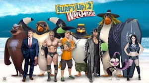 Review Film Spoiler Surf's Up 2 Wavemania | Pemain WWE mengisi suara animasi, John Cena Animation