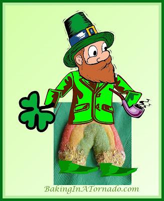 Lucky Leprechaun | www.BakingInATornado.com
