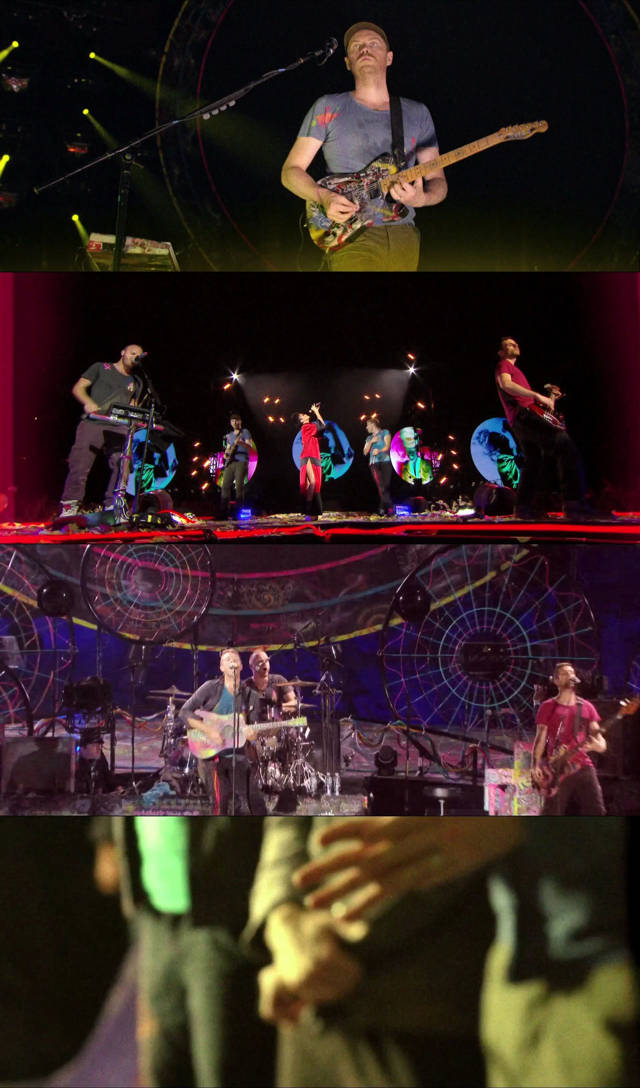 Coldplay Live (2012) HD 1080p Subtitulado