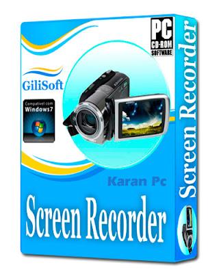GiliSoft Screen Recorder 3.3