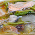 Sinigang Na Ulo Ng Salmon (Salmon Fish Head In Sour Soup Recipe)