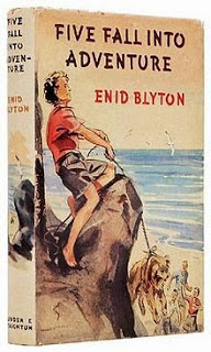 Download free ebook Famous Five 09 - Five Fall Into Adventure By Enid Blyton pdf
