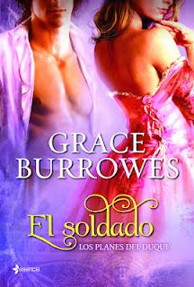 El Soldado – Grace Burrowes