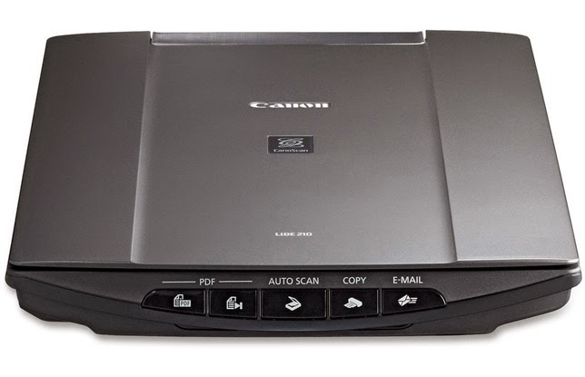 Download Driver Scanner Canon LiDE 220