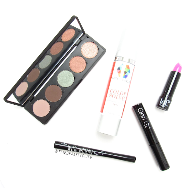 beauty box 5 indie makeup box - the beauty puff