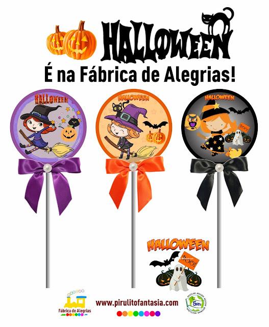 Halloween Fábrica de Alegrias