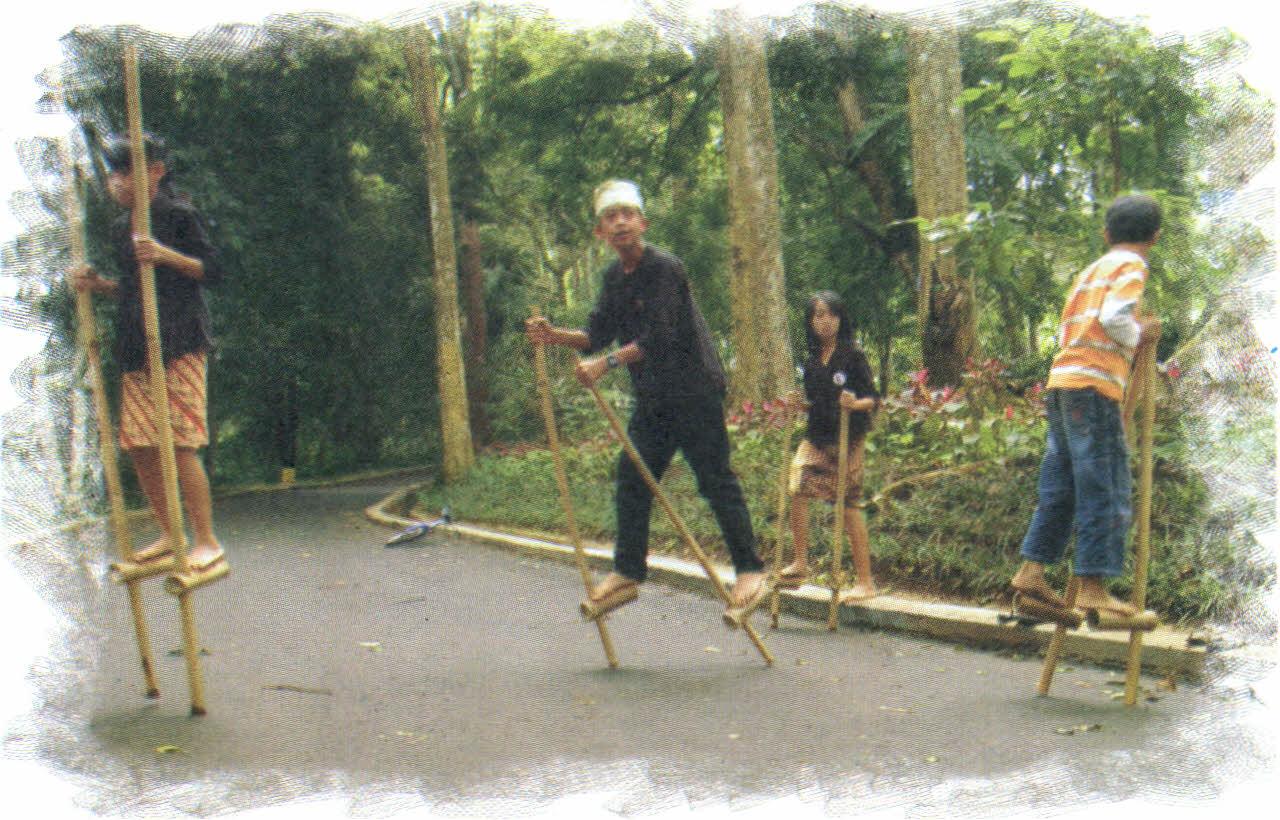 Jenis-jenis Olahraga Tradisional Anak Indonesia