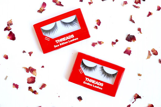 Threads Beauty Lashes | Review