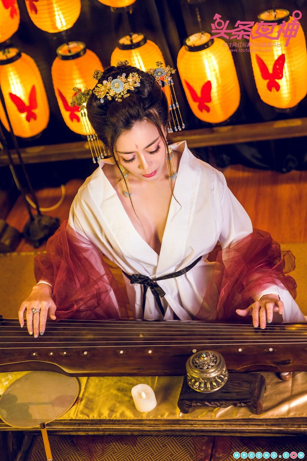 Image TouTiao-2017-11-22-Xuan-Chen-MrCong.com-007 in post TouTiao 2017-11-22: Người mẫu Xuan Chen (萱宸) (15 ảnh)
