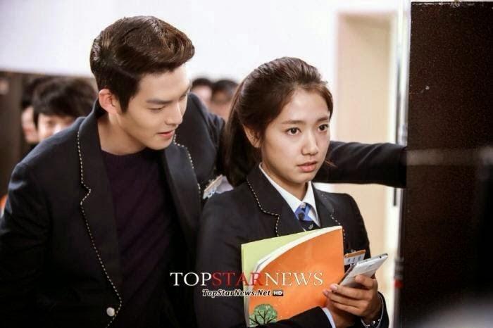 Young Do dengan Cha Eun Sang