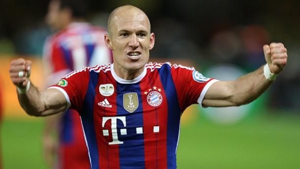 Arjen Robben Goals And Skills Video Download Footballwood