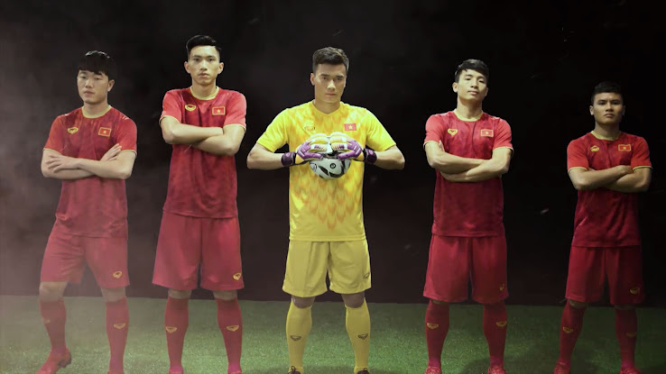Vietnam 2019 Asian Cup Home f20403803