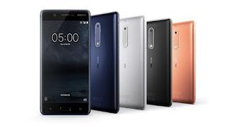 Gambar Nokia 5 Android Terbaru