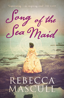 Song of the Sea Maid by Rebecca Mascull cover