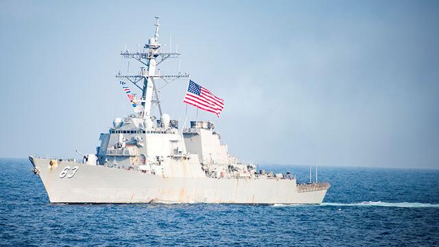 EE.UU., Corea del Sur y Japón lanzan ejercicios navales de rastreo de misiles norcorcoreanos