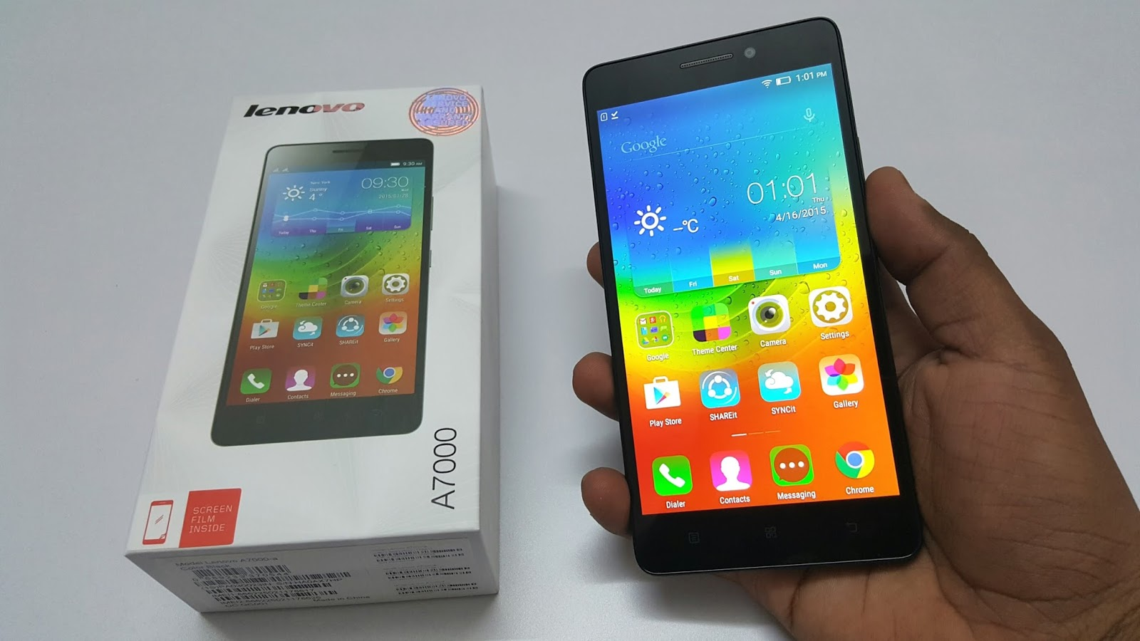 You Must Try This Smartphone From Lenovo