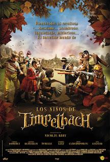 Cartel: Los niños de Timpelbach (2008)