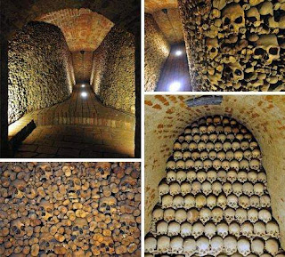 European Ossuaries, France