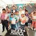 Martha Muñoz de Castellanos entregó kits escolares en la Colonia 24 de Mayo