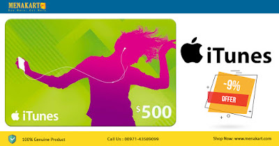 $500 USA Apple iTunes Card (Email Delivery)