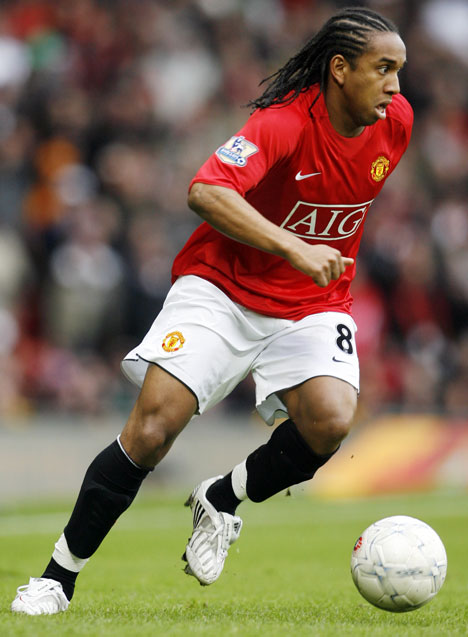 The Best Footballers: Anderson is international football ...