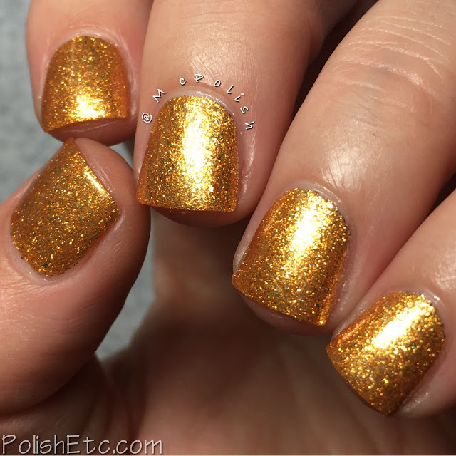 KBShimmer - Winter 2016 Collection - McPolish - Whiskey Business