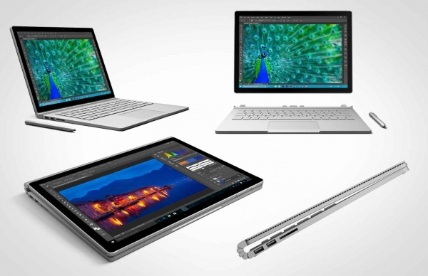 The Surface Book: The first PC Microsoft