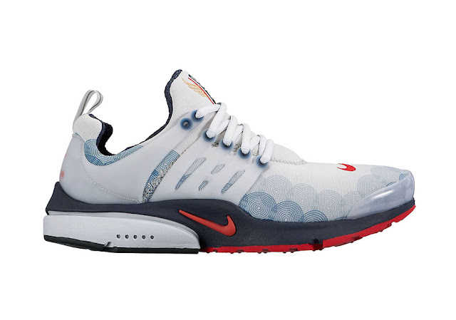 Nike Air Presto USA mais procurado