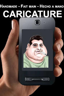 APP PER CREARE CARICATURE DA FOTO SU IPAD IPHONE GRATIS