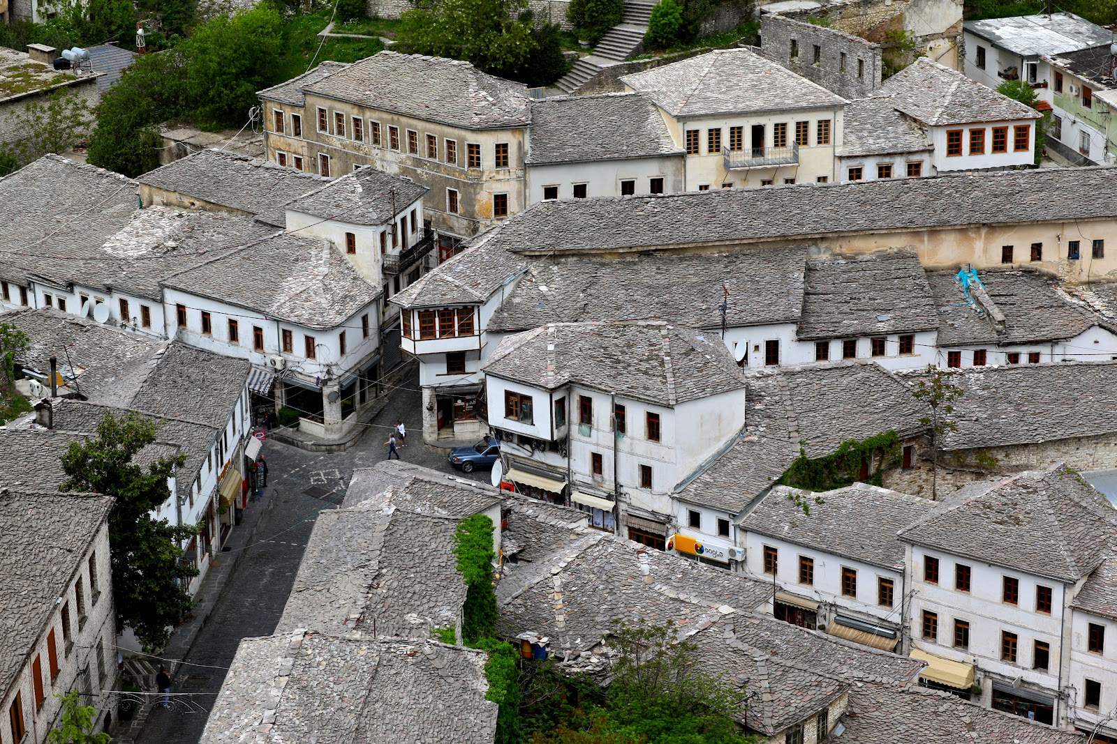 The Houses of Gjirokastër