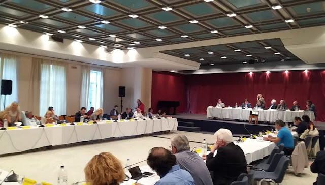 Περιφερειακό Συμβούλιο Πελοποννήσου την Τετάρτη 30 Ιανουαρίου