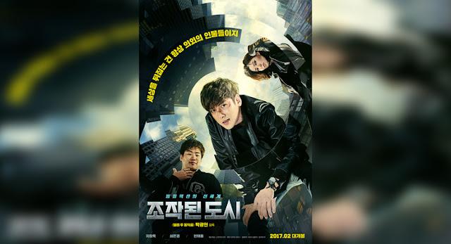 Sinopsis, detail dan nonton trailer Film Fabricated City (2017)