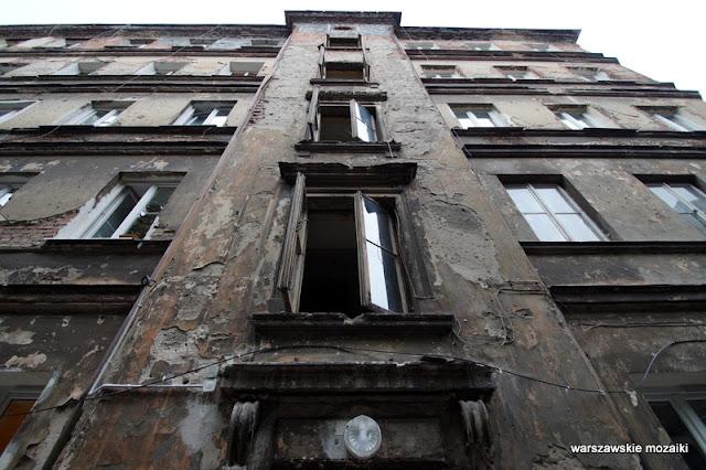 Warszawa Warsaw kamienica Praga Północ Aron Balfisz architektura 1890