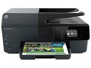 Picture HP Officejet 6812 Printer