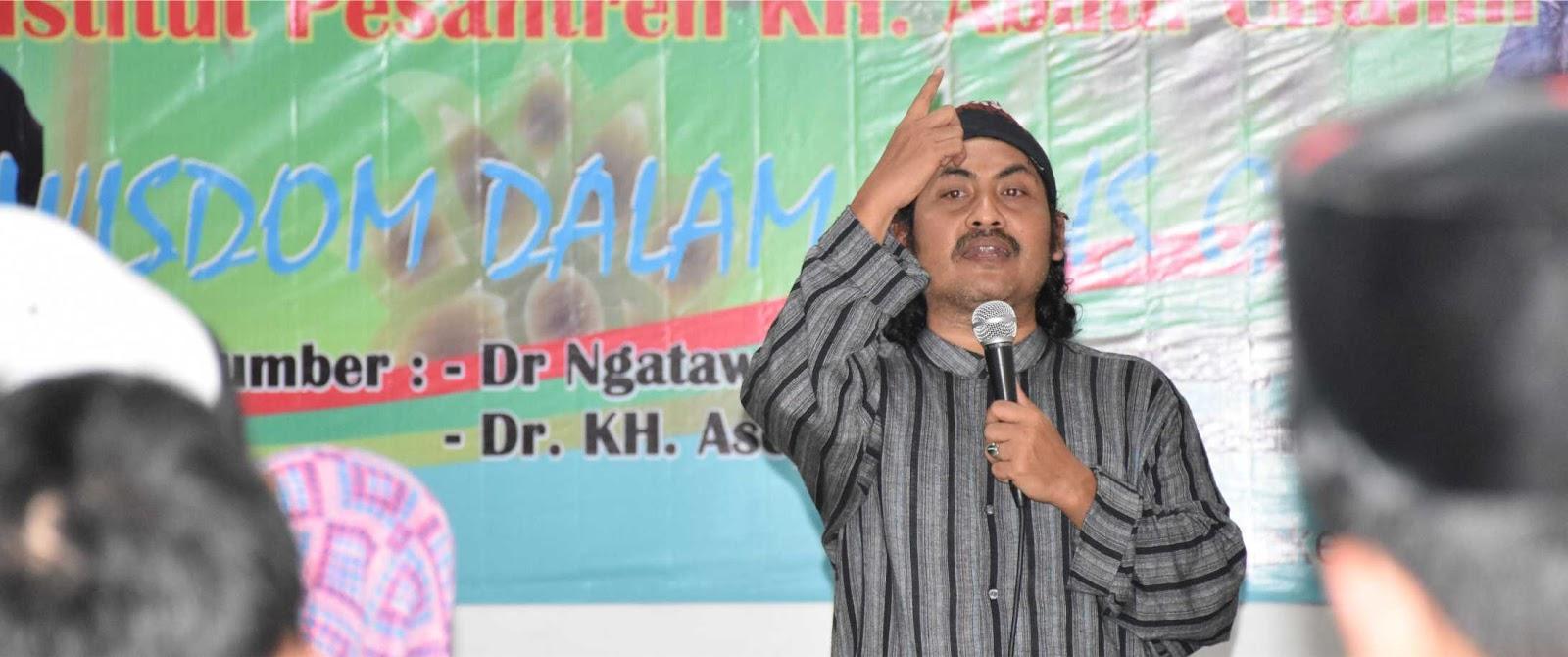 KH Hamid Kajoran Jelaskan Pancasila, KH Ali Maksum Menangis 1