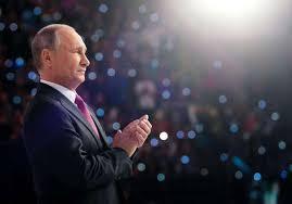 Un nouveau mandat pour Poutine? Les enjeux dans - ECLAIRAGE - REFLEXION VVP2