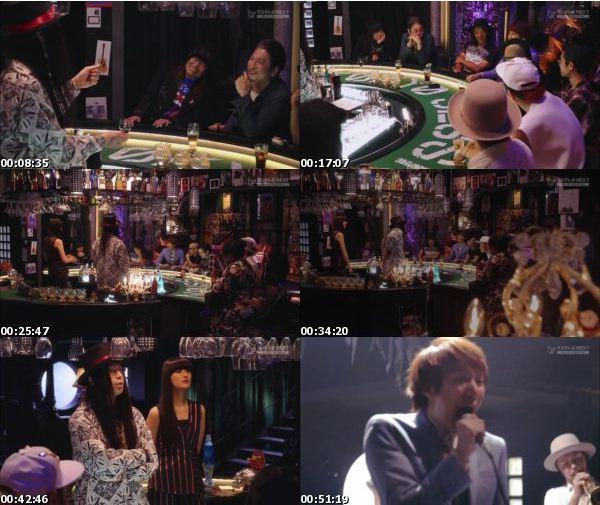 [TV-Variety] TOKYO SESSION -ROCKIN'GAMBLER- – #1 第一夜 (FujiTV NEXT 2016.10.29)