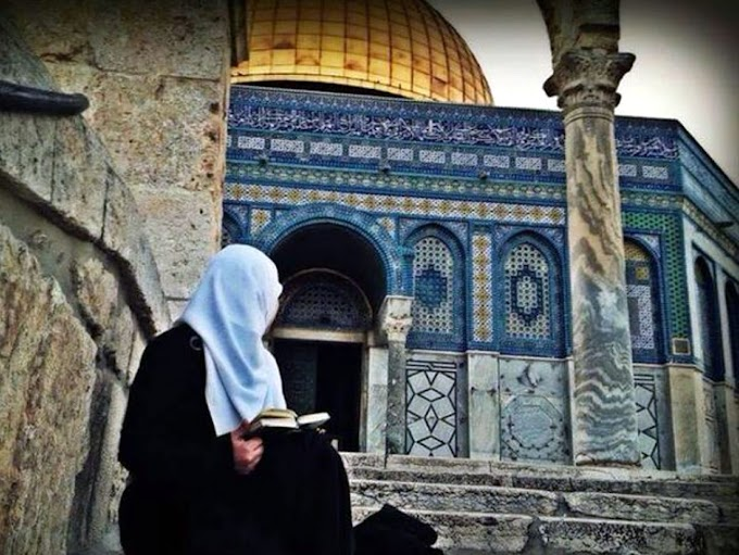Bolehkah wanita haid masuk masjid? Bolehkah perempuan haid duduk di dalam masjid?